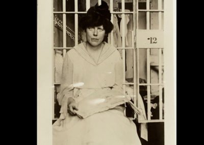 Jailed Suffragette